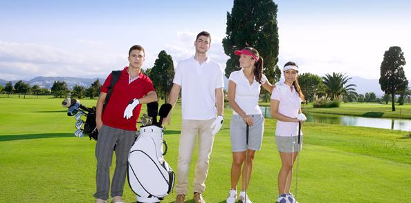 미국 캠프 골프